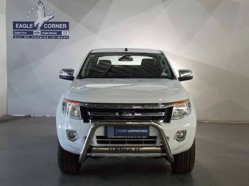 Ford Ranger 3.2 D Xlt 4X4 D/cab At Image 13