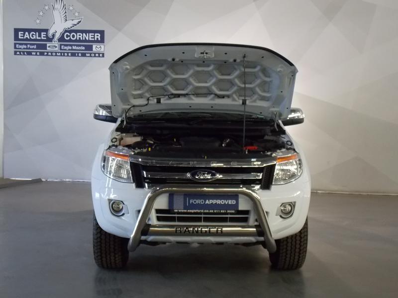 Ford Ranger 3.2 D Xlt 4X4 D/cab At Image 14