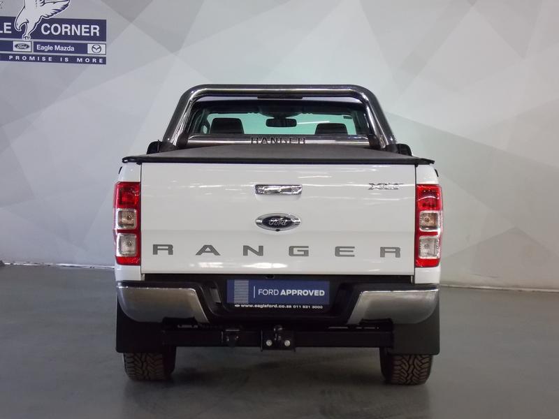 Ford Ranger 3.2 D Xlt 4X4 D/cab At Image 15