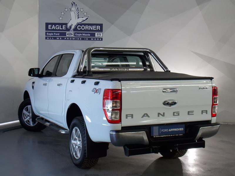 Ford Ranger 3.2 D Xlt 4X4 D/cab At Image 17