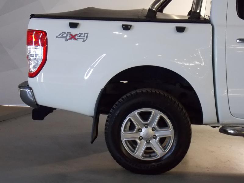 Ford Ranger 3.2 D Xlt 4X4 D/cab At Image 4