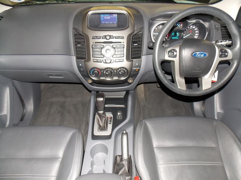 Ford Ranger 3.2 D Xlt 4X4 D/cab At Image 9