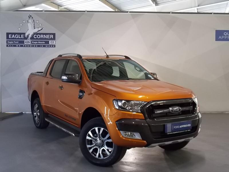Ford Ranger 3.2 Tdci Wildtrak 4X4 D/cab At Image 1
