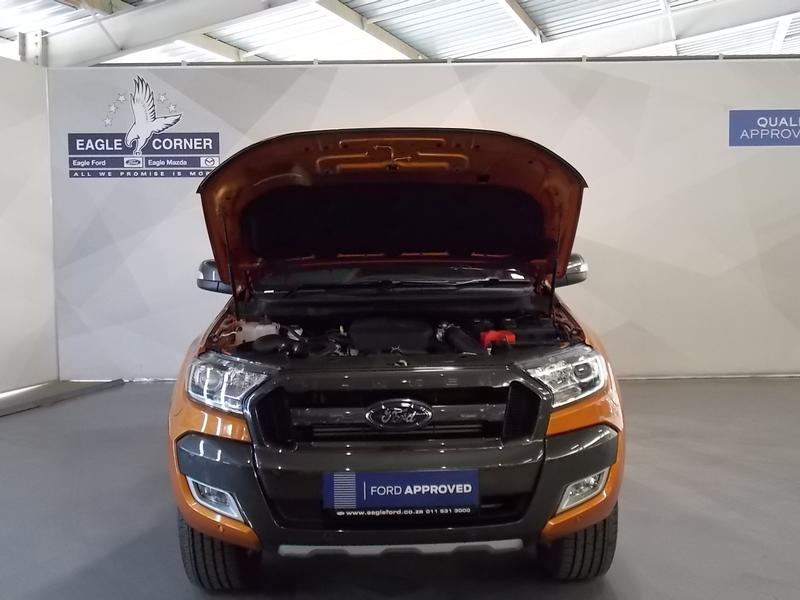 Ford Ranger 3.2 Tdci Wildtrak 4X4 D/cab At Image 17