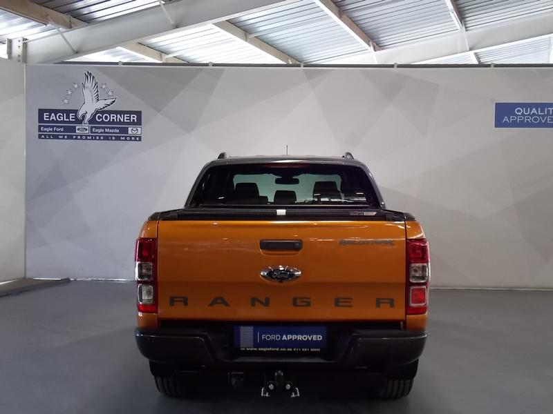 Ford Ranger 3.2 Tdci Wildtrak 4X4 D/cab At Image 18