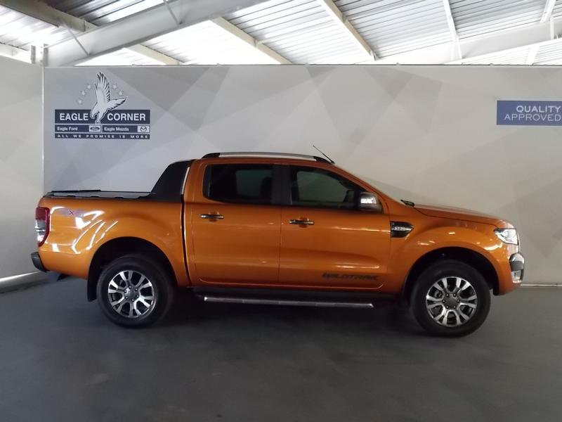 Ford Ranger 3.2 Tdci Wildtrak 4X4 D/cab At Image 2