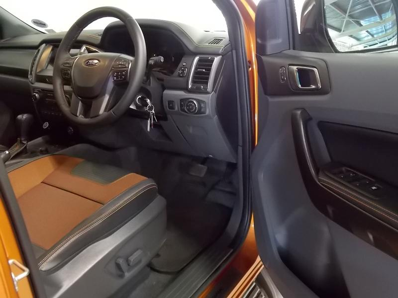 Ford Ranger 3.2 Tdci Wildtrak 4X4 D/cab At Image 7