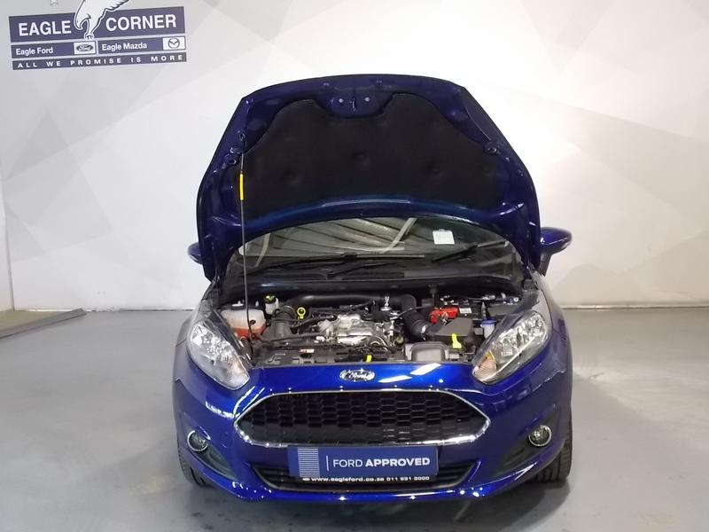 Ford Fiesta 1.0 Ecoboost Trend Esp Image 17