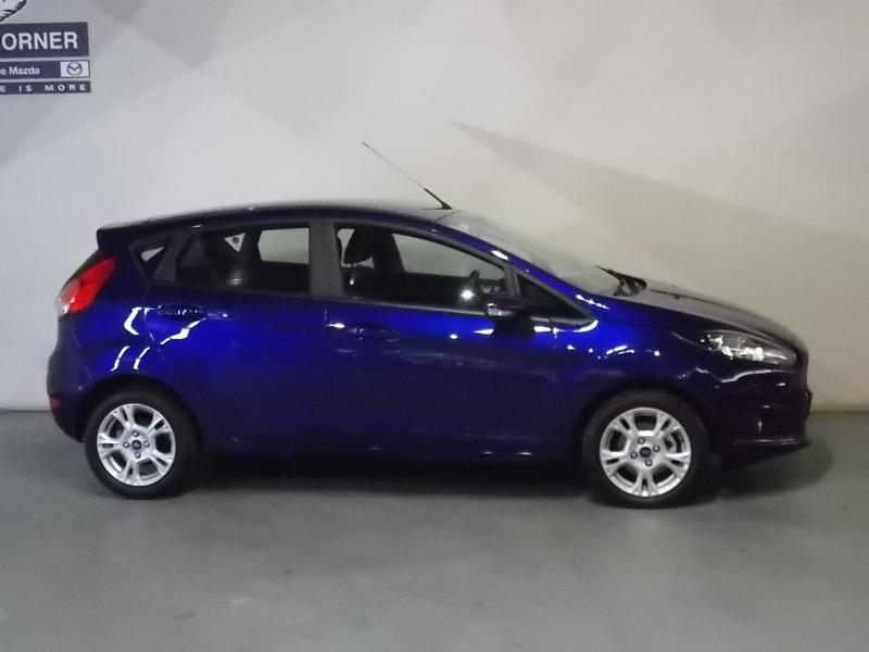 Ford Fiesta 1.0 Ecoboost Trend Esp Image 2