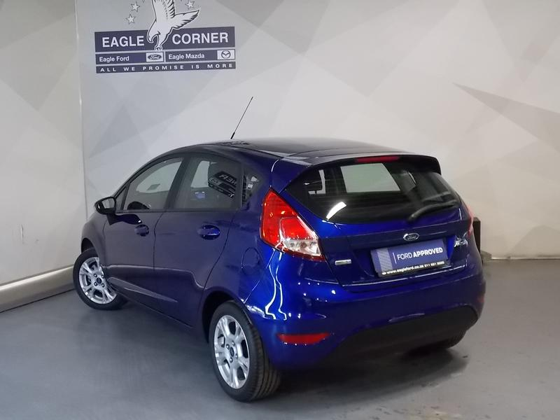 Ford Fiesta 1.0 Ecoboost Trend Esp Image 20