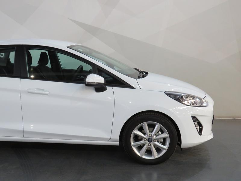 Ford Fiesta 1.5 Tdci Trend Image 4