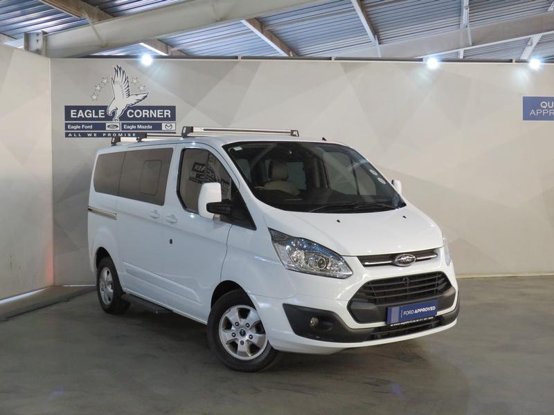 Ford Tourneo Custom 2.2 Tdci Swb Ltd Image 1