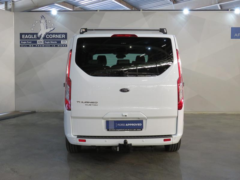 Ford Tourneo Custom 2.2 Tdci Swb Ltd Image 18