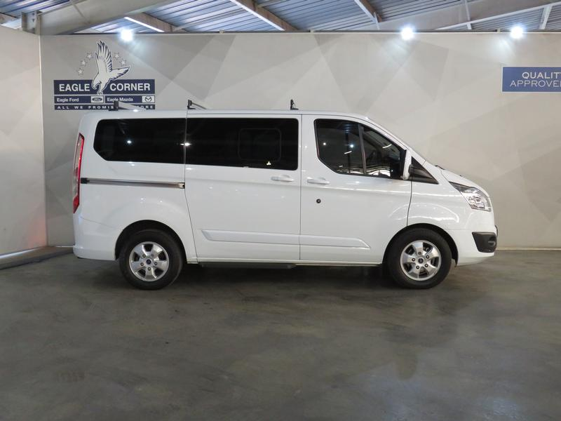 Ford Tourneo Custom 2.2 Tdci Swb Ltd Image 2