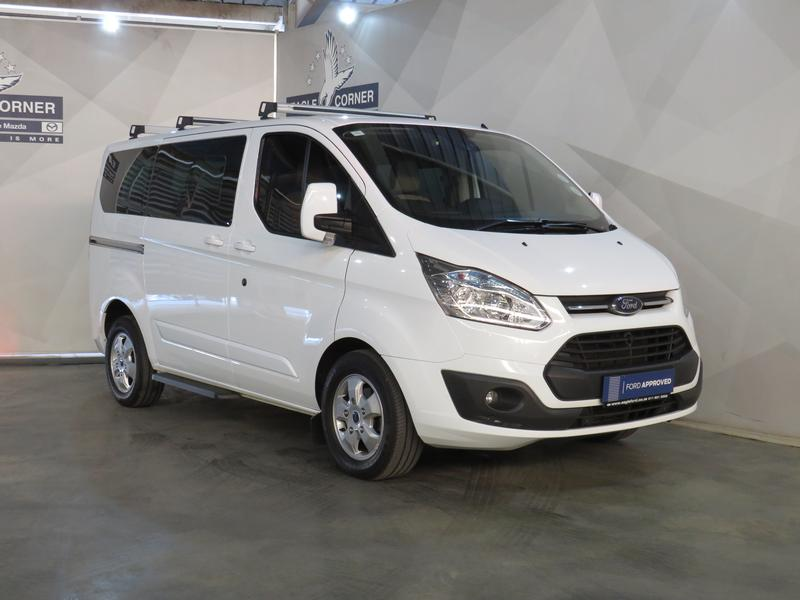 Ford Tourneo Custom 2.2 Tdci Swb Ltd Image 3