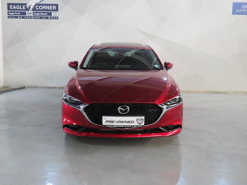 Mazda 3 2.0 Astina 4-Door At Image 16