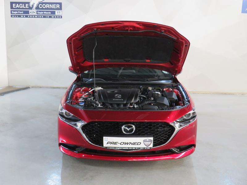 Mazda 3 2.0 Astina 4-Door At Image 17