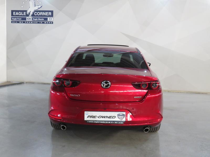 Mazda 3 2.0 Astina 4-Door At Image 18