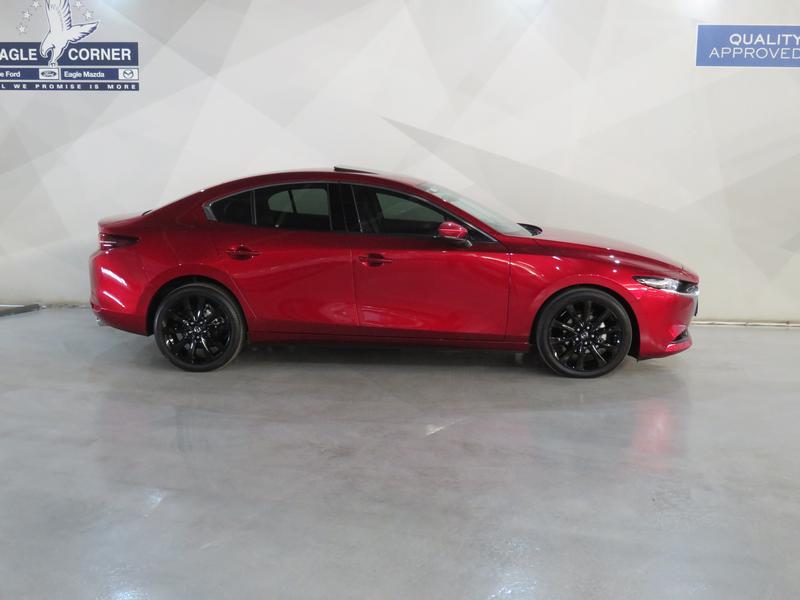 Mazda 3 2.0 Astina 4-Door At Image 2