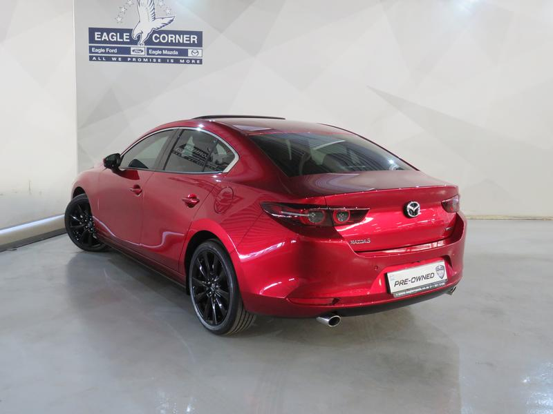 Mazda 3 2.0 Astina 4-Door At Image 20