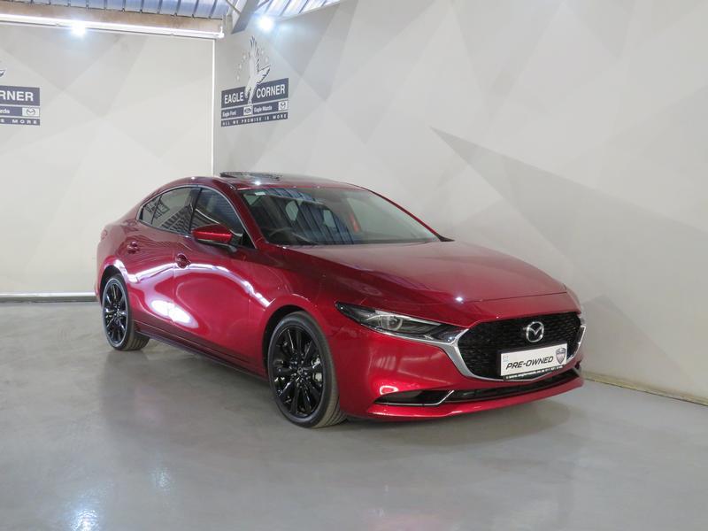 Mazda 3 2.0 Astina 4-Door At Image 3
