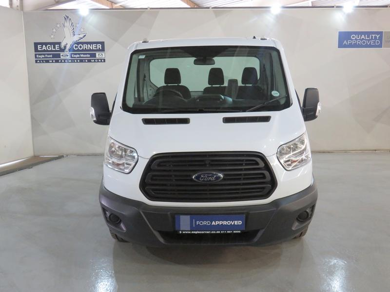Ford Transit 2.2 Tdci Chassis Cab 330 Mwb Image 12