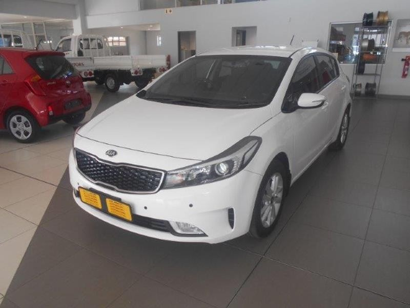 2017 Kia Cerato 1.6 Ex 5-Door At