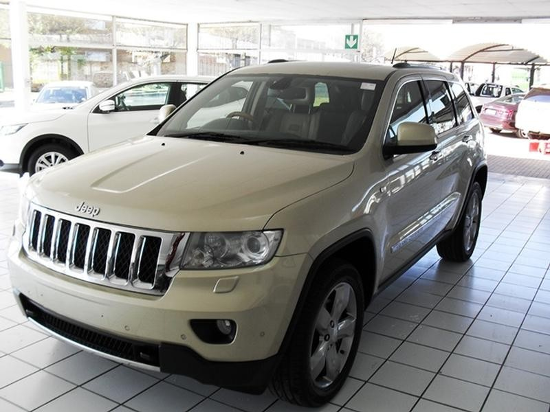 2012 Jeep Grand Cherokee 5.7 Overland At