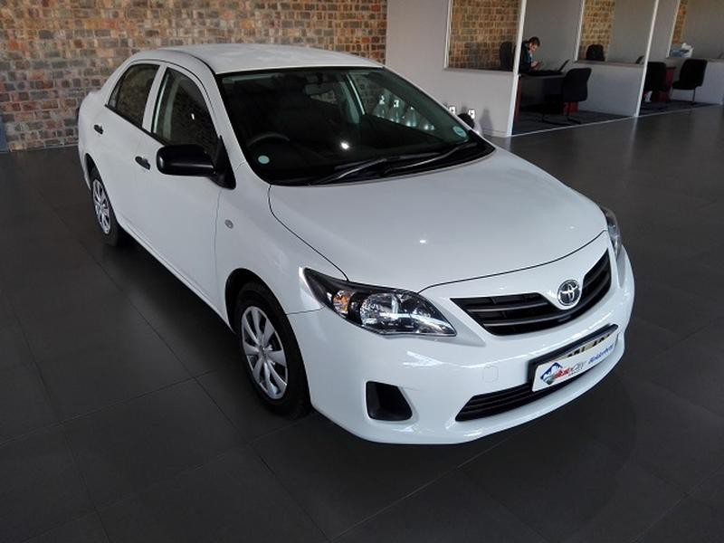 2015 Toyota Corolla Quest 1.6 At