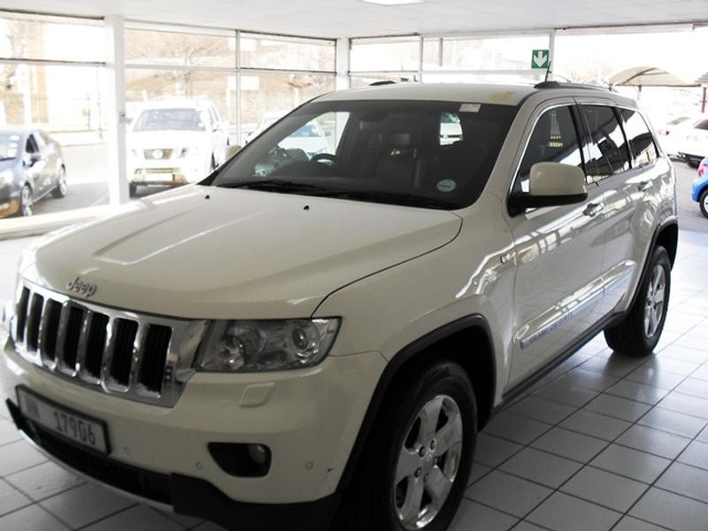 2013 Jeep Grand Cherokee 3.6 Limited At